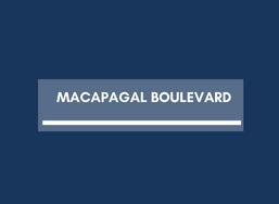 Real Estate in Macapagal Boulevard