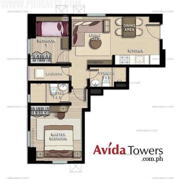 Avida Towers San Lorenzo