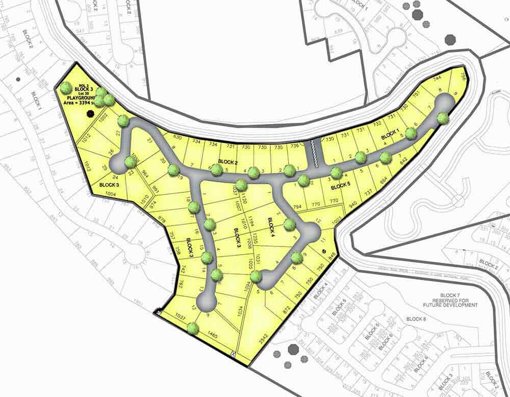 Bahia - Site Develomment Plan