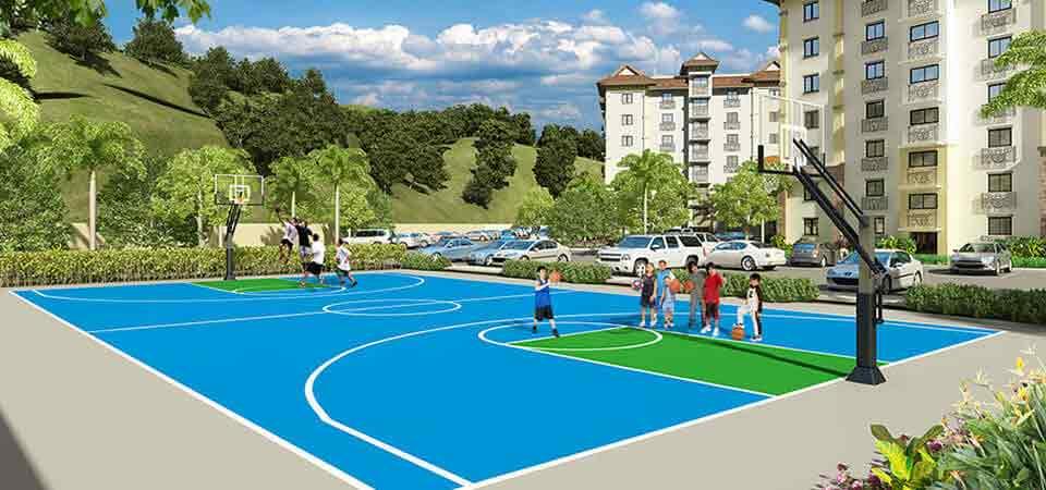One Oasis Cagayan De Oro - Basketball Court