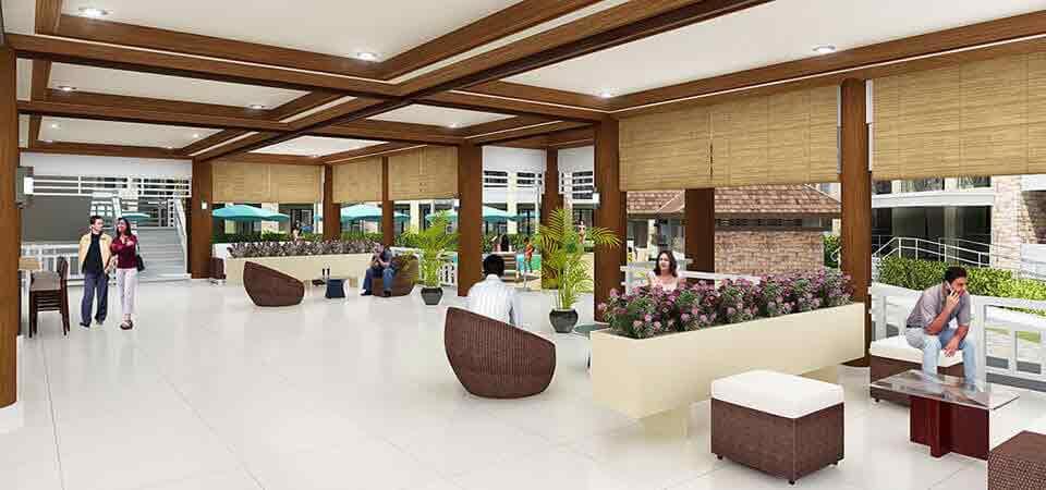 One Oasis Cagayan De Oro - Club Interior