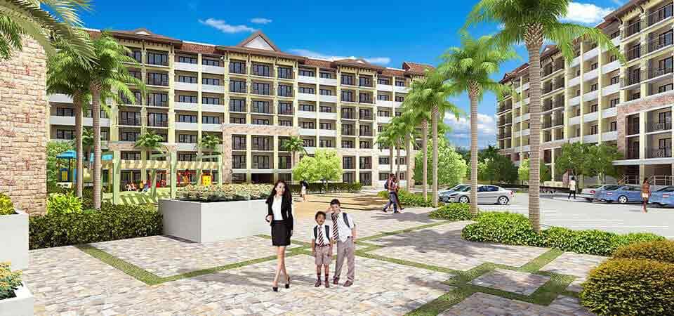 One Oasis Cagayan De Oro - Garden