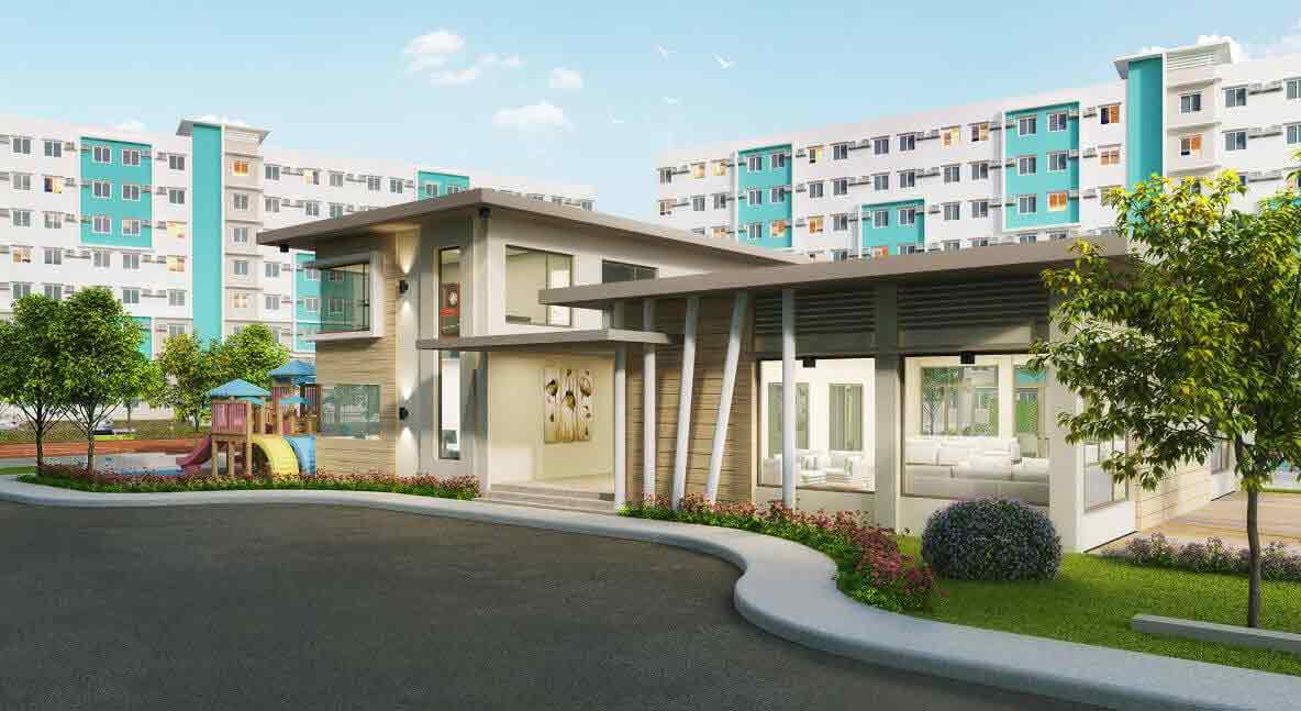 Centro Spatial Filinvest - Club House