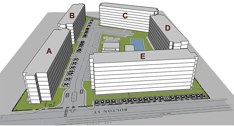 Centro Spatial Filinvest - Floor Plan