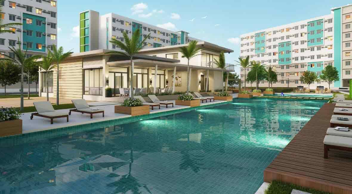 Centro Spatial Filinvest - Pool