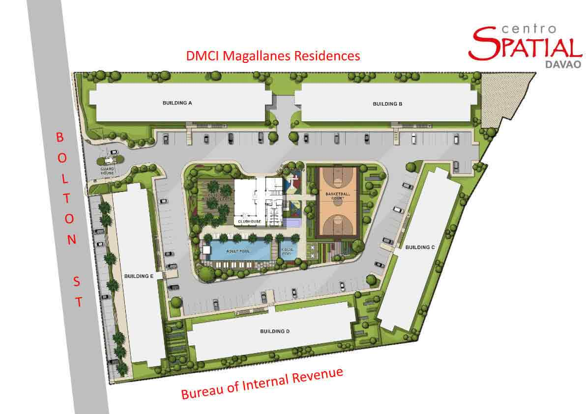 Centro Spatial Filinvest - Site Develomment Plan