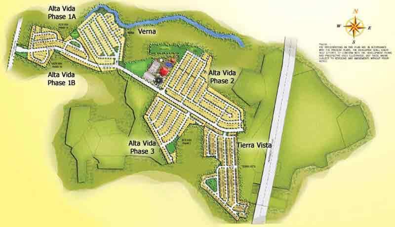 San Rafael Estates - Site Develomment Plan