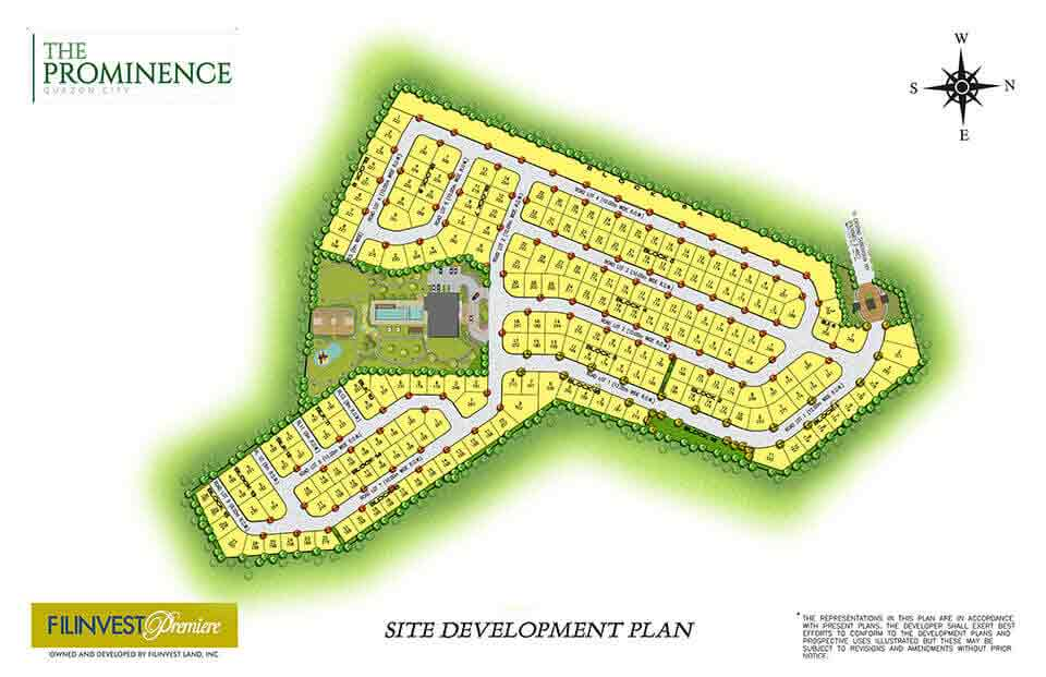 The Prominence House Lot In Batasan Hills Quezon City Metro Manila Price