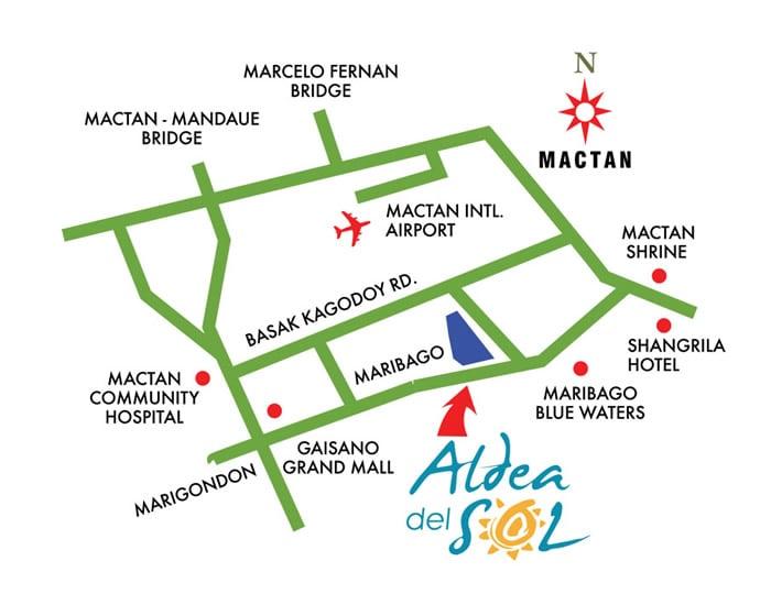 Aldea Del Sol - Location & Vicinity