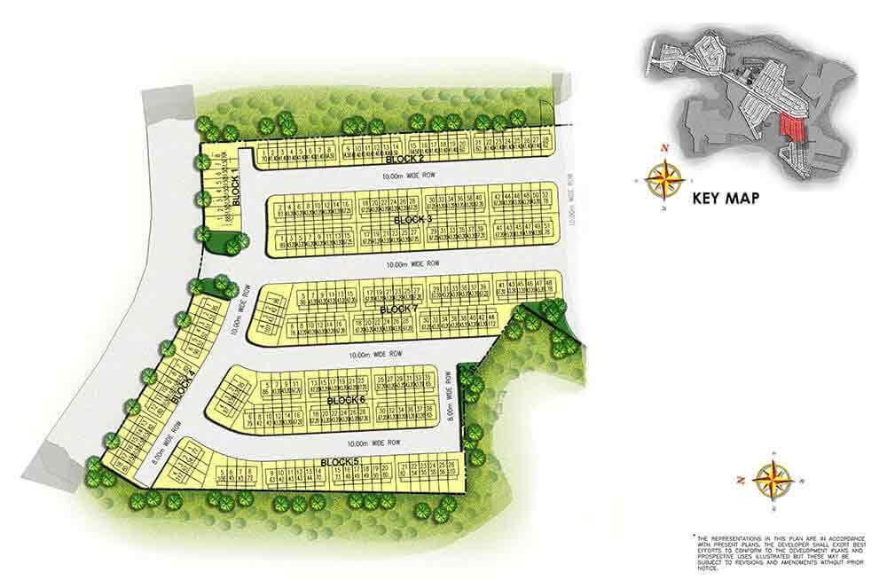 Tierra Vista - Site Development Plan