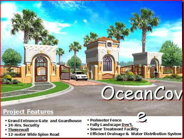 Ocean Cove Davao - Amenities
