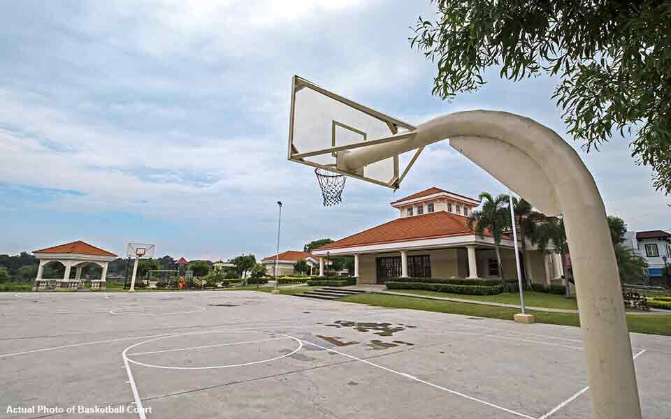 Verna  - Basketball Court
