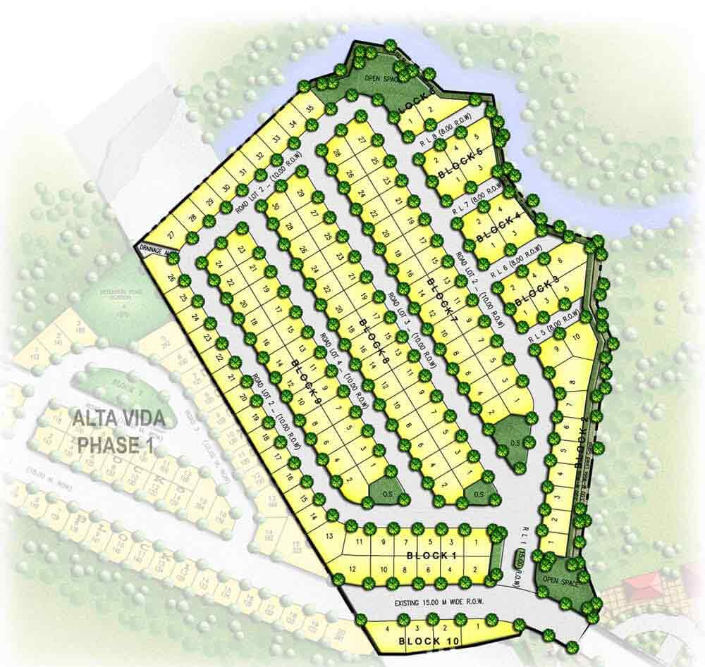 Verna  - Site Development Plan