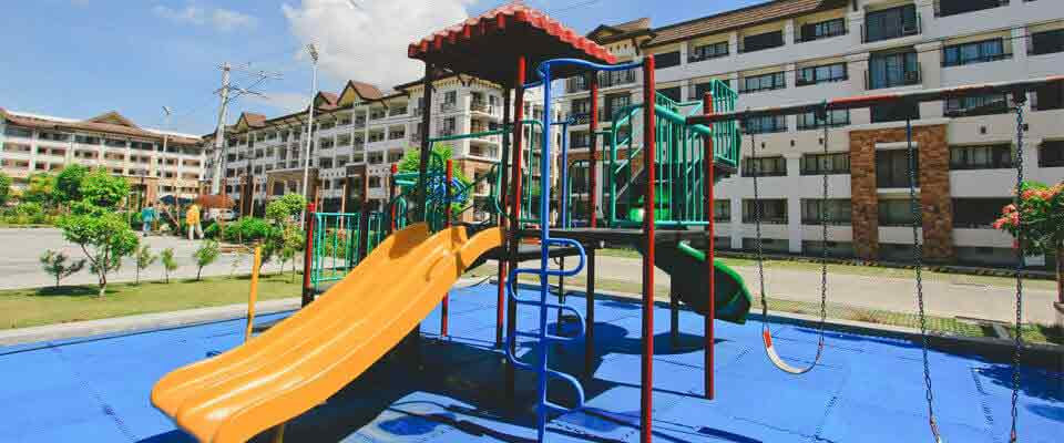 One Oasis Davao - Play Area