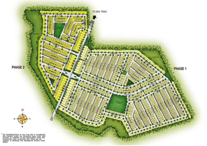 Filinvest Meridian Place - Site Develomment Plan