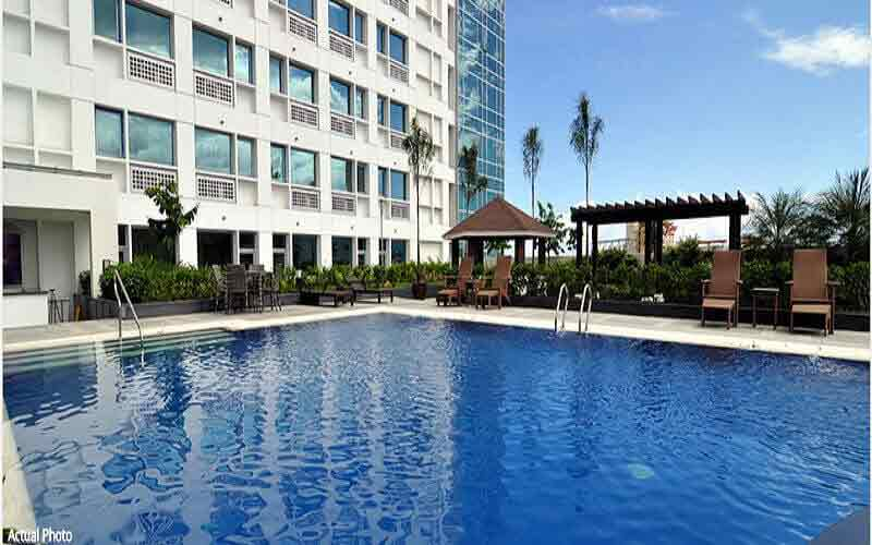 Grand Cenia Cebu - Pool