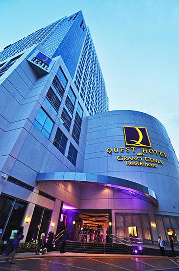 Grand Cenia Cebu - Residence