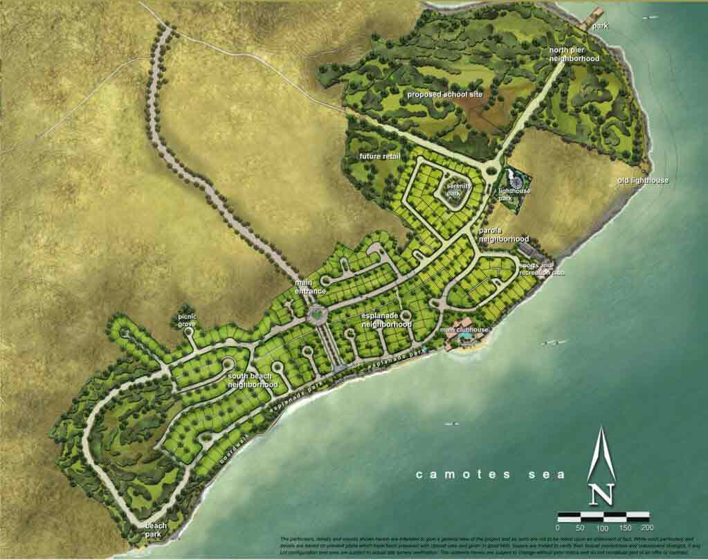 Amara - Site Development Plan
