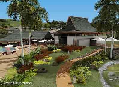 Anvaya Cove - Main Pavillion