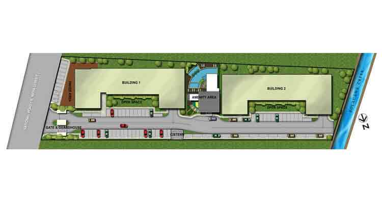 2 Torre Lorenzo - Site Development Plan