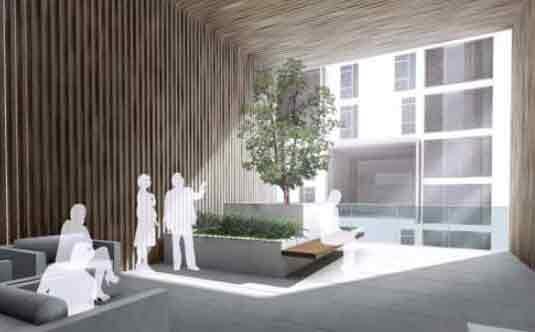 Arbor Lanes - Garden Terrace