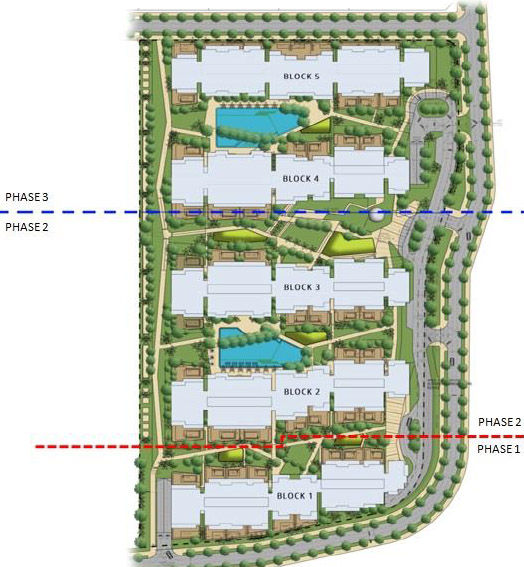 Arbor Lanes - Site Development Plan