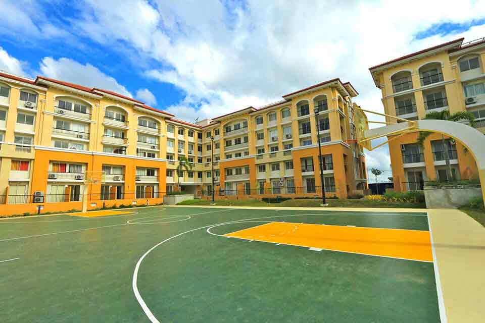 Sanremo Oasis Cebu - Basketball Court