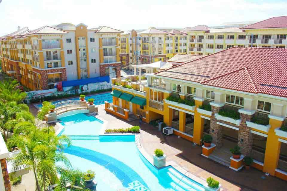 Sanremo Oasis Cebu - Building Facade