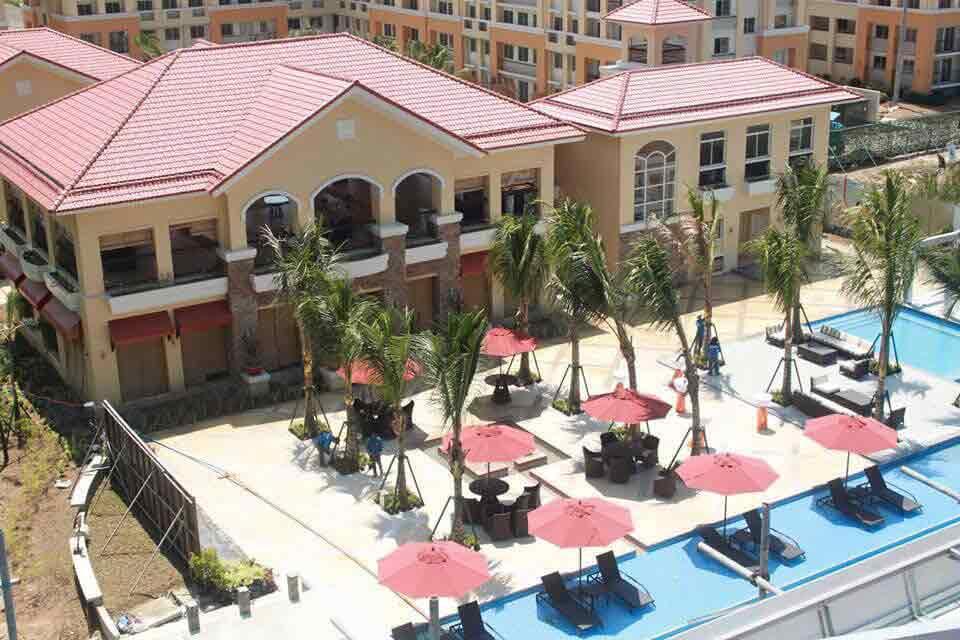 Sanremo Oasis Cebu - Clubhouse