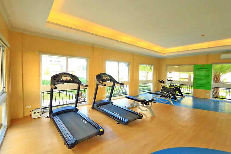 Sanremo Oasis Cebu - Fitness Gym