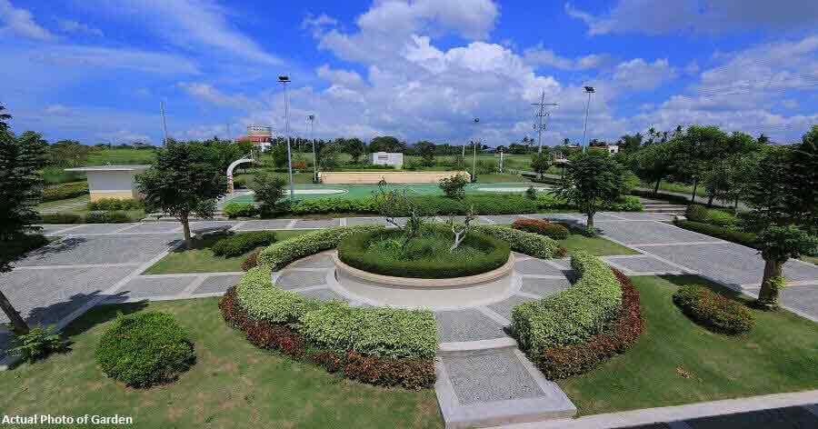 Asenso Village - Garden Amenity