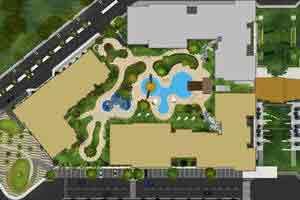 Avida Storeys Atria - Site Development Plan