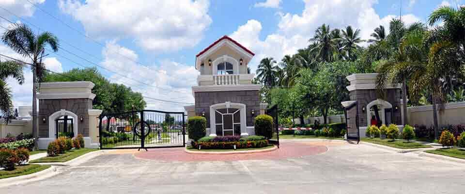 Filinvest Homes Tagum - Gate