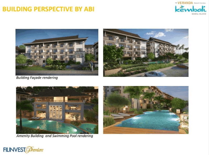 Veranda Resort Davao - Building Perspective