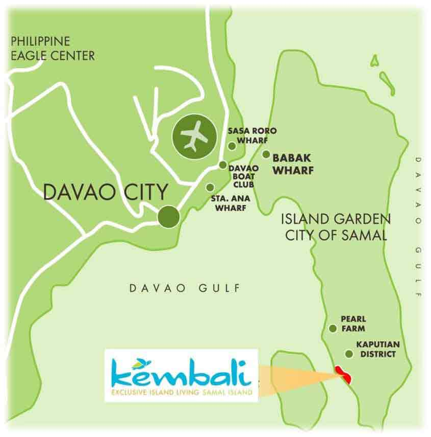 Veranda Resort Davao - Location & Vicinity