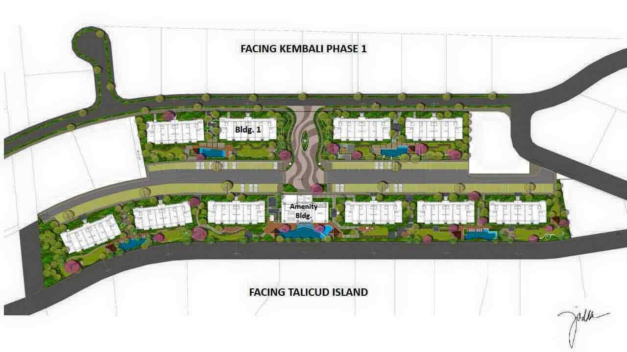 Veranda Resort Davao - Site Development Plan