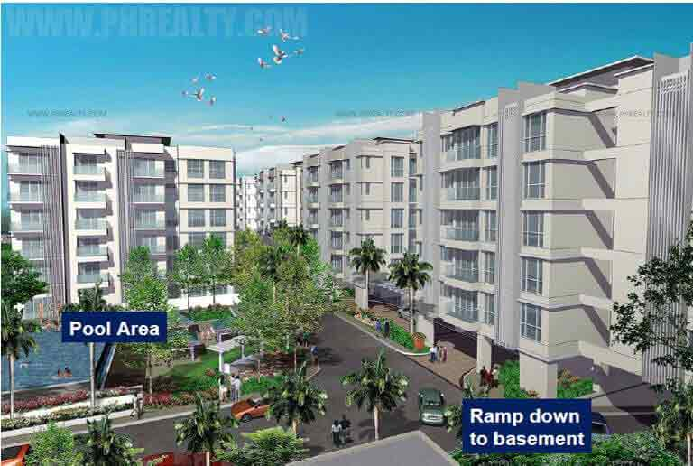 Golfhill Gardens - Amenities Area