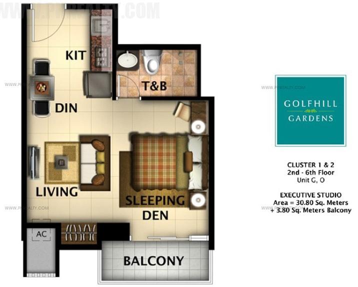 Golfhill Gardens - Executive Studio