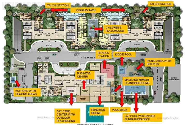 Golfhill Gardens - Ground Floor Plan