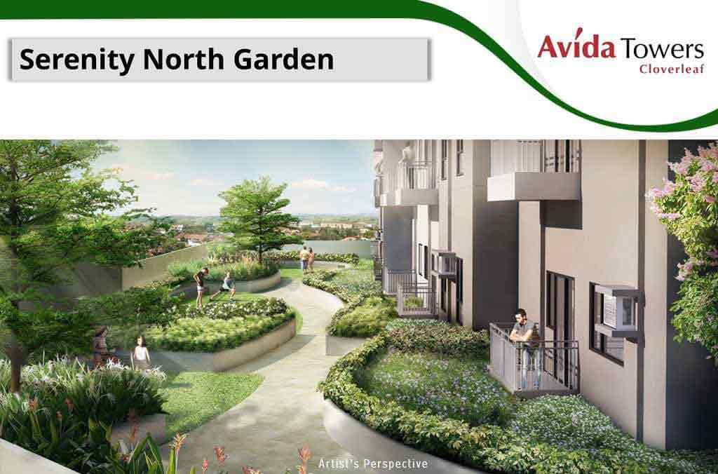 Avida Towers Cloverleaf  - Garden