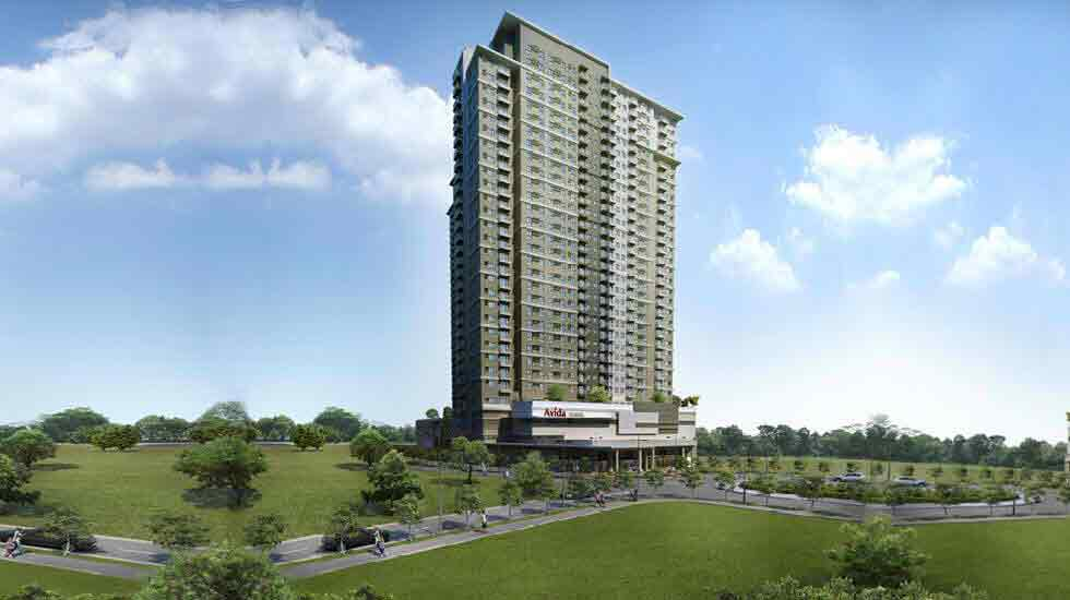 Avida Towers Cloverleaf  - Project Banner