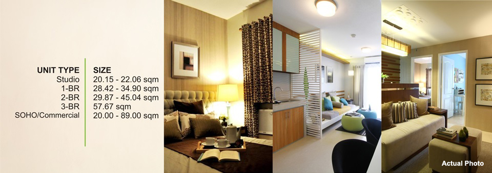 Filinvest One Oasis - Model Unit