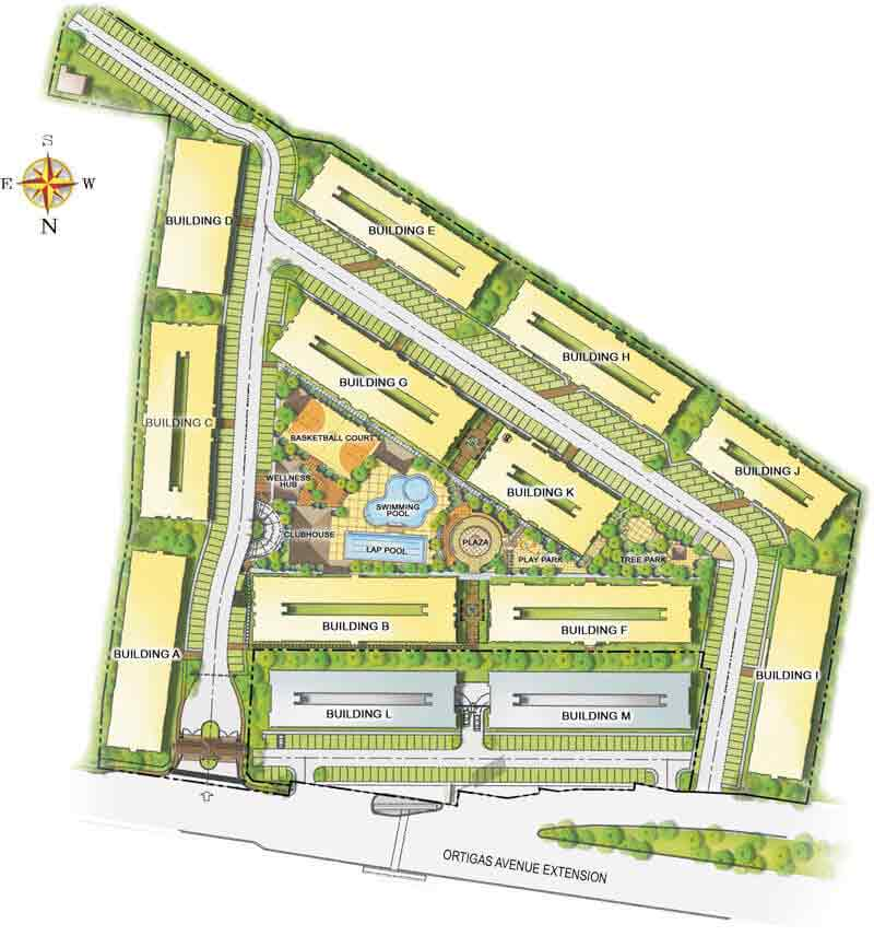 Filinvest One Oasis - Site Develomment Plan