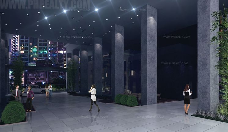 The Capital Towers - Grand Atrium
