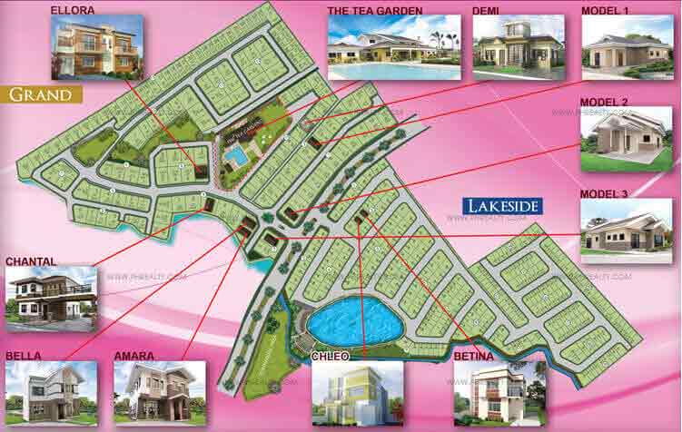 Lotus Lakeside - Site Development Plan