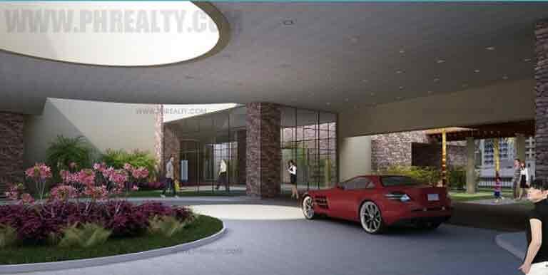 Alabang West - Sample Lobby