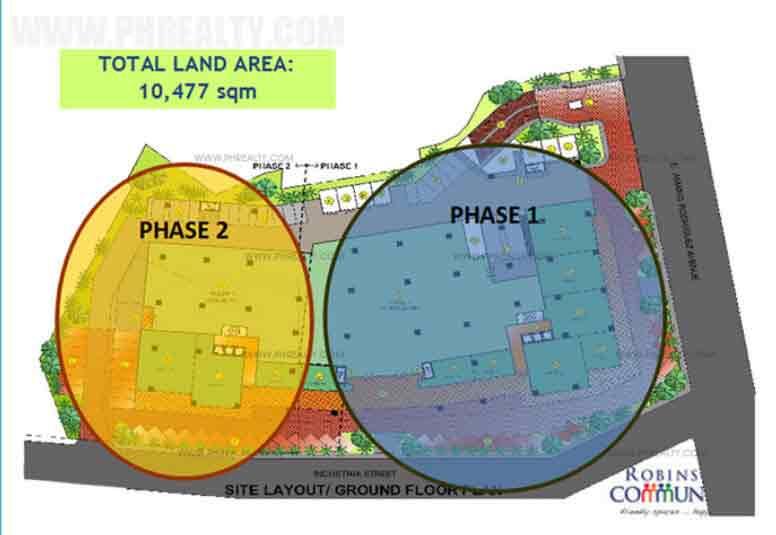 Acacia Escalades  - Site Development Plan