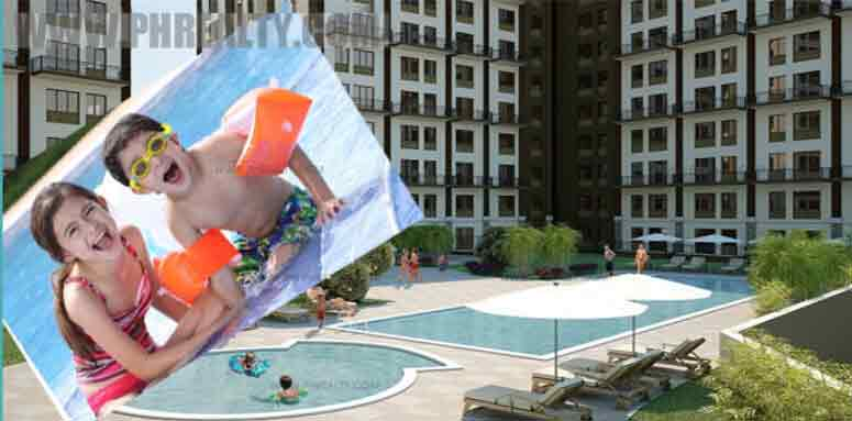 Acacia Escalades  - Swimming & Kiddie Pool