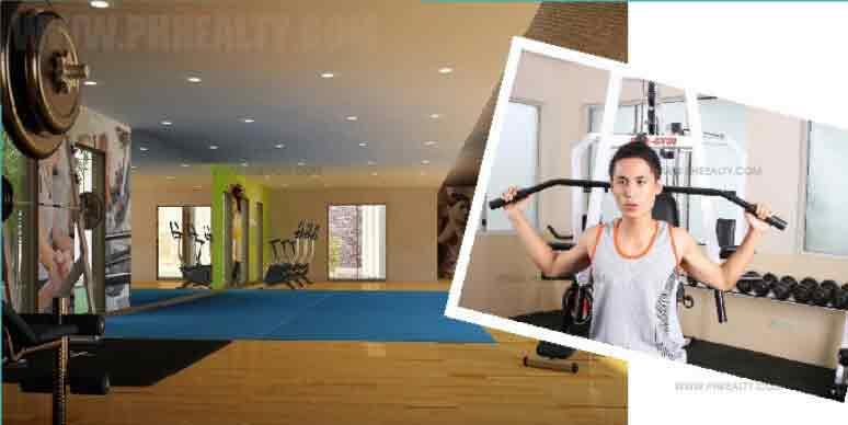 Alabang West - Aerobics and Gym Facility