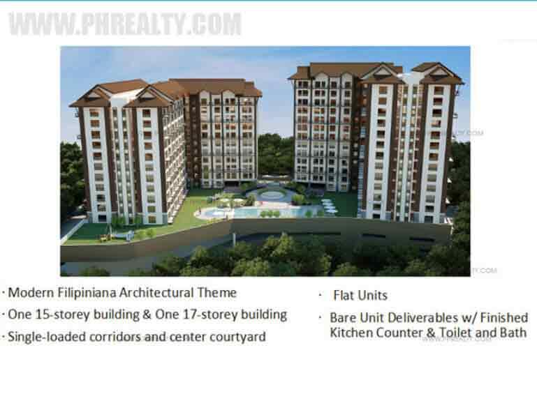Acacia Escalades  - Building Plan